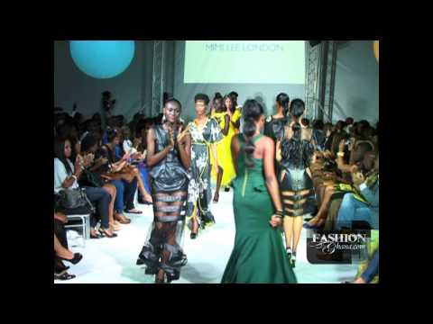 (HQ) Ghana Fashion & Design Week: Day 2 - Mimi Lee & AFG: Trade Not AID (FULL SHOW)