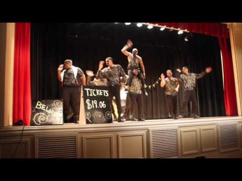 2016 University of Arkansas Homecoming Step Show-Alpha Phi Alpha