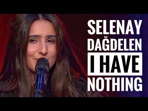 Selenay Dağdelen - I Have Nothing | O Ses Türkiye Yarı Final