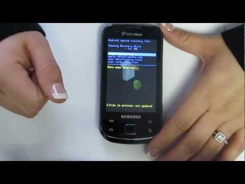 Hard Reset Samsung Acclaim SCH-R880 US Cellular