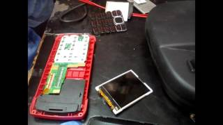 HOW TO REPLACE LCD DISPLAY FOR KEYPAD MOBILE