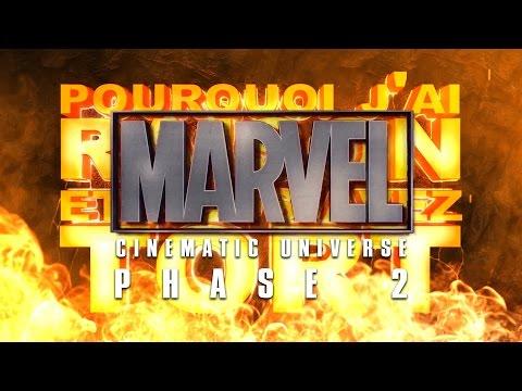 PJREVAT - Marvel Cinematic Universe : Phase 2