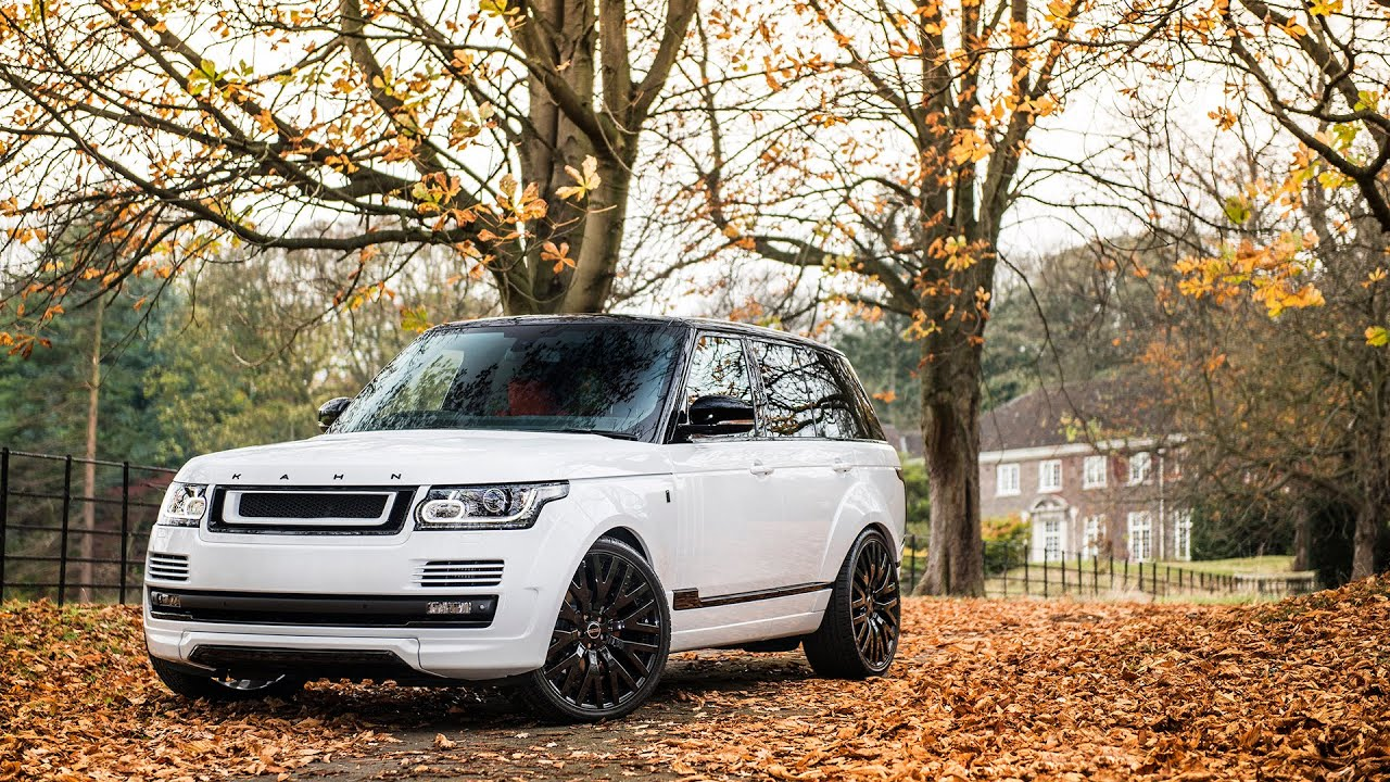 Kahn TV Range Rover RS600 Performance Edition by Project Kahn