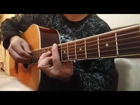 #топ Эрлан Андашев Кечир мени Гитара аккорды Оригинал разбор #урок
