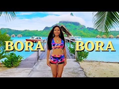 BORA BORA - BEST ISLAND VACATION - 4K