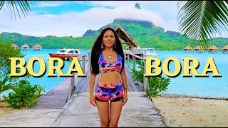 BORA BORA VACATION 4K - ISLAND PARADISE