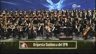 "Susana Harp ""La Llorona"" | Orquesta Sinfónica del IPN - Gala 75 Aniversario del IPN HD"