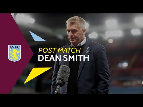 POST MATCH | Dean Smith reacts to Leeds defeat