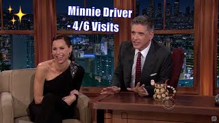 Minnie Driver - They Adore Each other - 4/6 Visits In Chronological Order thumbnail