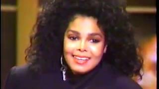 Janet Jackson wins Album of the Year over Whitney, Anita & Patti (1987)