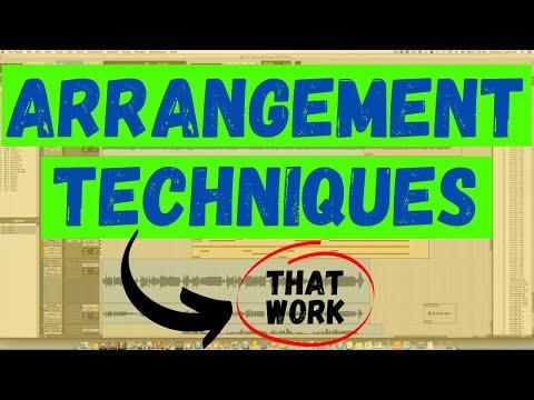 Simple Arrangement Techniques That WORK