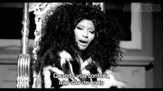 Nicki Minaj  Freedom Explicit Legendado