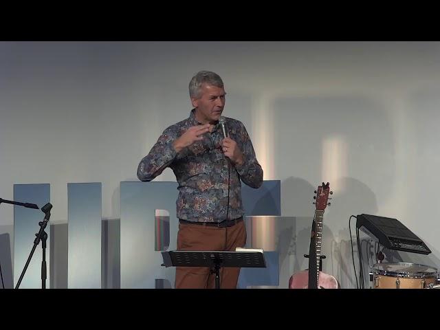 DU darfst dir SICHER sein! – Predigtreihe 1. Johannesbrief - Teil3 - Andreas Baer - 22.11.2020 - CGO