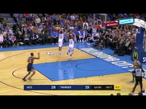 Thabo Sefolosha Blow A Open Layup And Airball A Wide Open 3 In The Same Possession