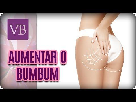 Procedimentos Estéticos Para Aumentar o Bumbum - Você Bonita (03/05/17)