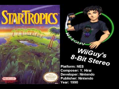 StarTropics (NES) Soundtrack - 8BitStereo