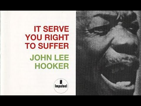 John Lee Hooker - You're Wrong