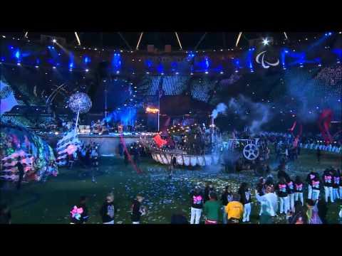 [HD] Coldplay & Rihanna - PRINCESS OF CHINA LIVE Paralympics LONDON 2012