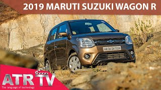 NEW WAGON R - BIGGER & MORE LOADED | REVIEW | FIRST DRIVE | 2019 MARUTI SUZUKI WAGON R