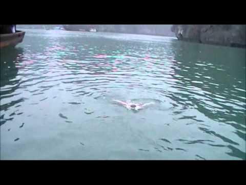 Around the globe Del 13 Vietnam - Halong bay dag 2