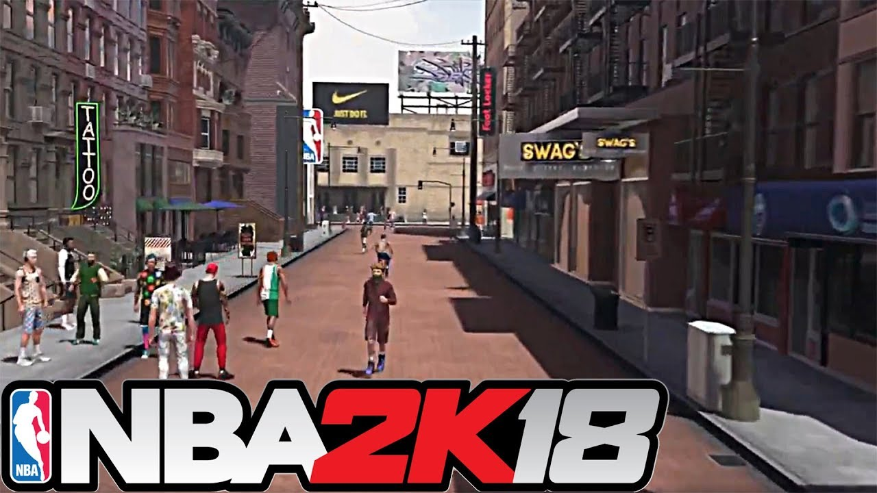 Image result for nba 2k18 run the neighborhood