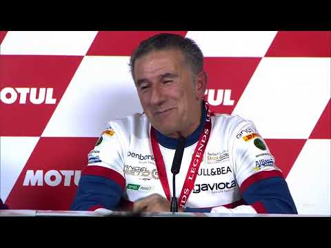 Jorge Martinez 'Aspar' becomes a #MotoGP Legend