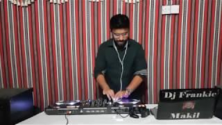 Dj Frankie Makil Bollywood mix 2018 pioneer DDJ 1000