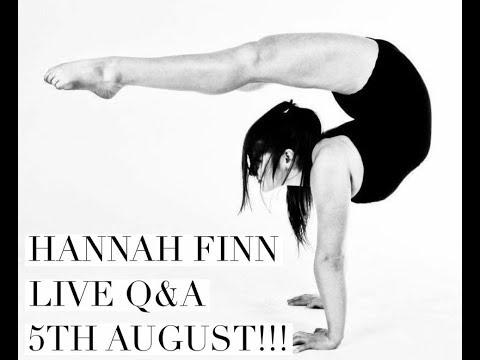 LIVE: Top 5 Flexibility Tips with Hannah Finn Contortion Girl