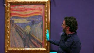 L'Urlo di Munch stupisce ancora, la frase sulla tela è dell'autore: ecco perché la scrisse