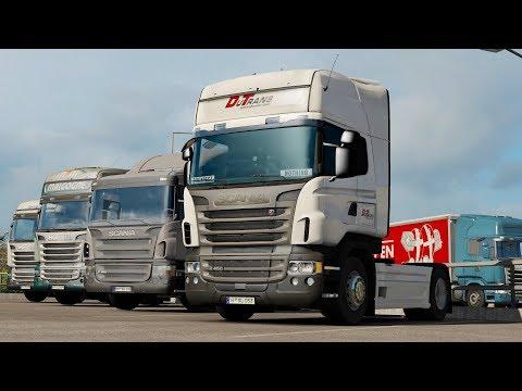 ETS2 1.30 ProMods 2.25 Scania R450  Dresden - Hannover