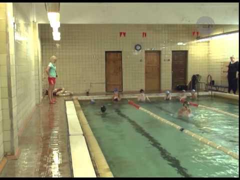 Пловцы готовятся к соревнованиям