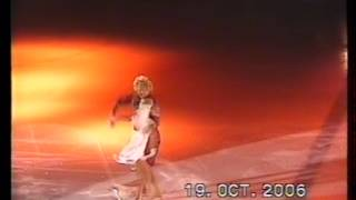"""Навка Башаров """"Жениха хотела"""" Звезды на льду 2006 Екатеринбург"""