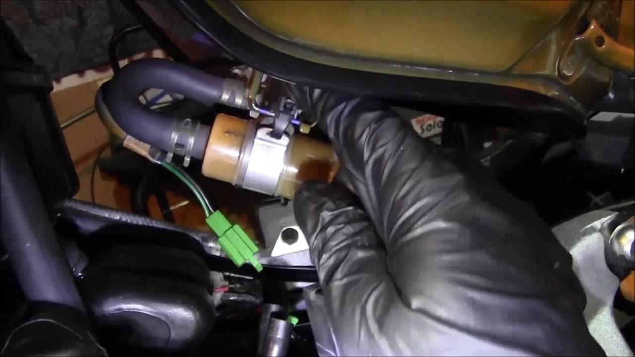 2003 saab fuel filter [ 1280 x 720 Pixel ]