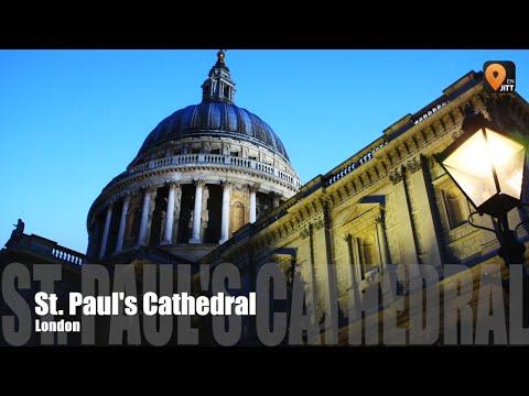 JiTT EN London - St. Paul's Cathedral