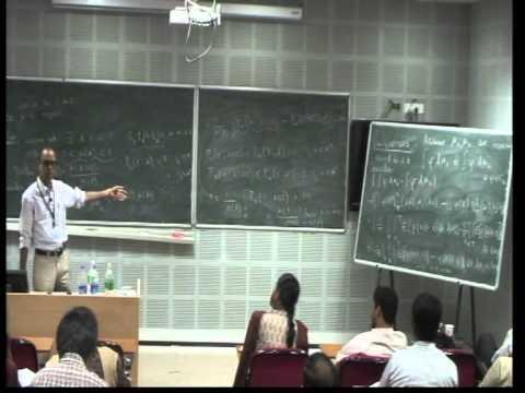 57 Sundar - Invariant measures and ergodicity for stochastic Navier-Stokes equations