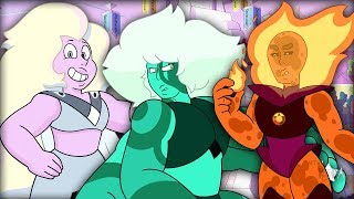 Single Gem Versions of Fusions EXPLAINED & Creating New Gems! (Steven Universe Lore)