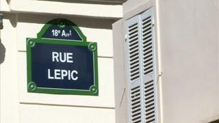 París - Francia | Conocemos la calle Rue Lepic | Mamá tú no mires