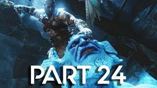 God of War 4 Walkthrough Part 24 - Platform of Death - GOD OF WAR GAMEPLAY!! (PS4 PRO 60FPS)
