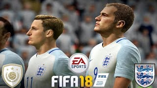 FIFA 18 | NEW ENGLAND ICONS | Legends Team | Gameplay