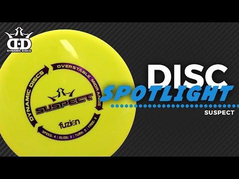 Dynamic Discs Suspect