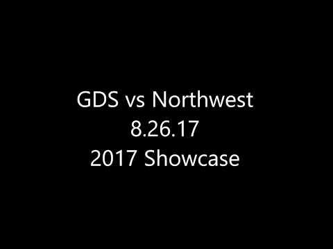 Northwest vs Greensboro Day School Showcase  8 26 17