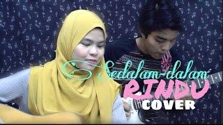 Tajul - Sedalam Dalam Rindu ( Wani & Munir ) Cover