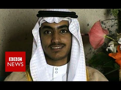 US offers $1m reward for Bin Laden's son - BBC News