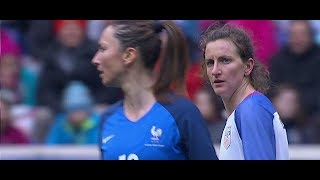 (2) USWNT vs France 3.4.2018 / SheBelieves Cup 2018