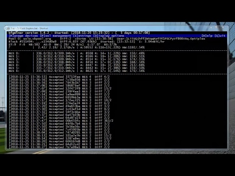 Mining Bitcoin Using 7 ASICMiner USB  Block Erupters