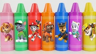 best kid learning video w giant crayons mickey mouse minnie paw patrol playset toys learn colors