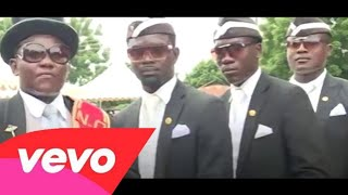 Dançarinos Do Caixão De Gana - Video Clipe Oficial - Ghana's Dancing Pallbearers Video Original