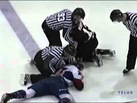 Cole Murphy vs Ryan Graves Feb 3, 2012