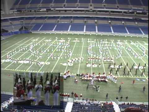 Duncanville High School Marching Band - UIL State Marching Contest 2004