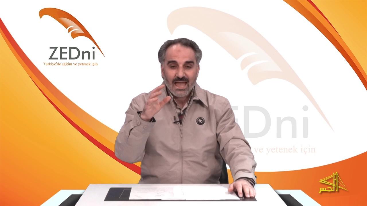 """سلسلة تعليم اللغة التركية مع الدكتور """"محمد زبدية"""" الحلقة (16)"""